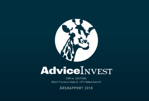 2018 Annual report Advice Invest