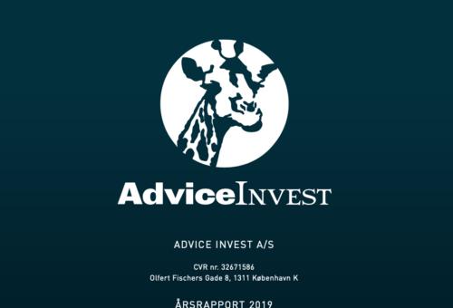 2019 Annual Report Advice Invest